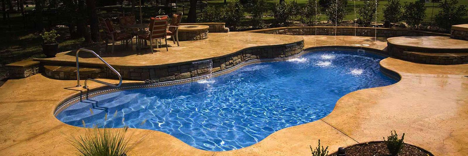 Viking Fiberglass Pools - Aqua Pro Pool & Spa