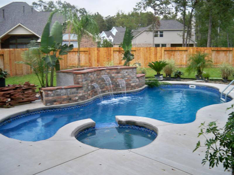 Viking Free Form Pools - Aqua Pro Pool & Spa