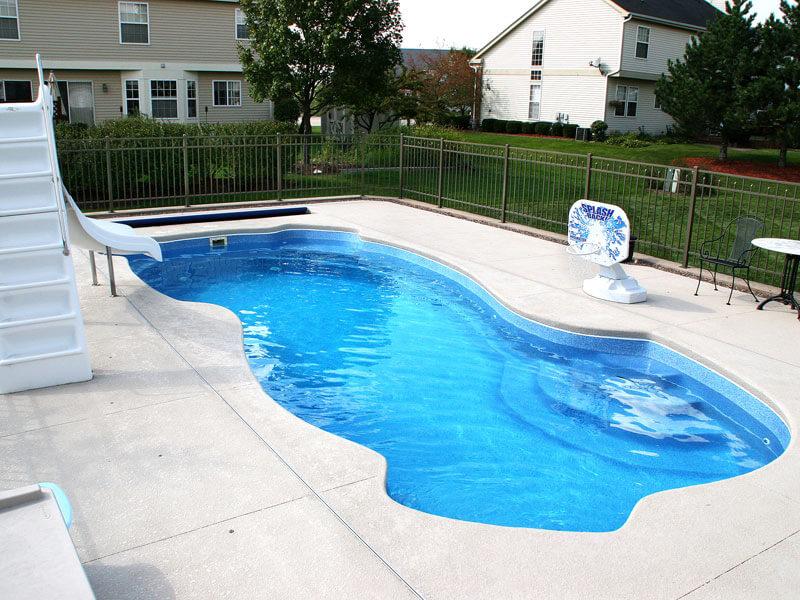 Viking Free Form Pools Aqua Pro Pool Amp Spa
