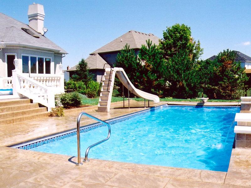 Viking Rectangle Pools Aqua Pro Pool Amp Spa