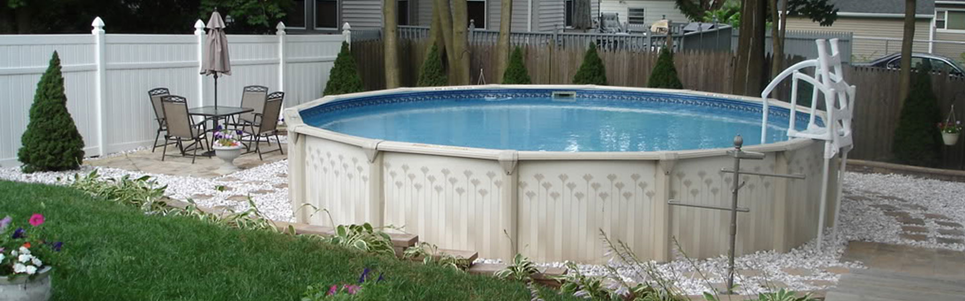 Above Ground Pool Installers Frederick Md Round Designs