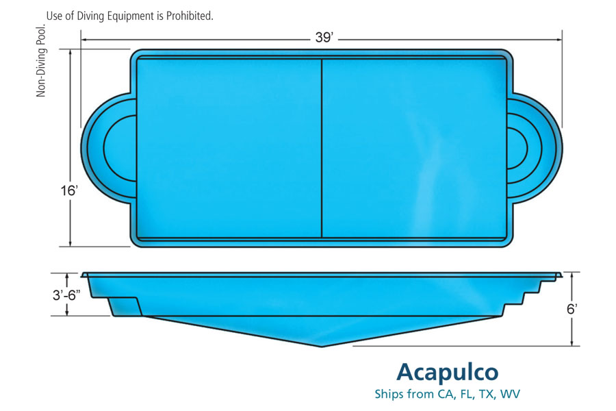 Viking Pools Diagrams Aqua Pro Pool Spa